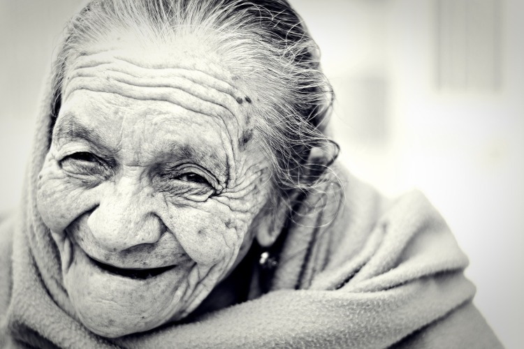 old-woman-smiling