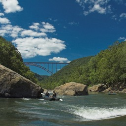 Whitewater in West Virginia