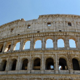 Rome! Day 2: The Colosseum